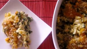 Turkey and Kale Casserole