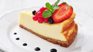 Cream Cheese Cheesecake