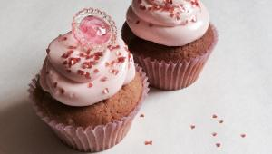 Pink Sapphire, Guava Cupcake